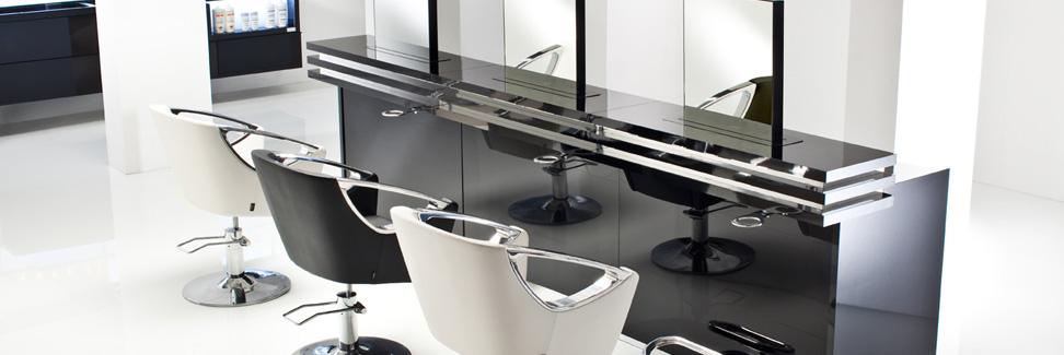 Broekhuizen design italiaans topdesign voor kappers for Kappersinterieur